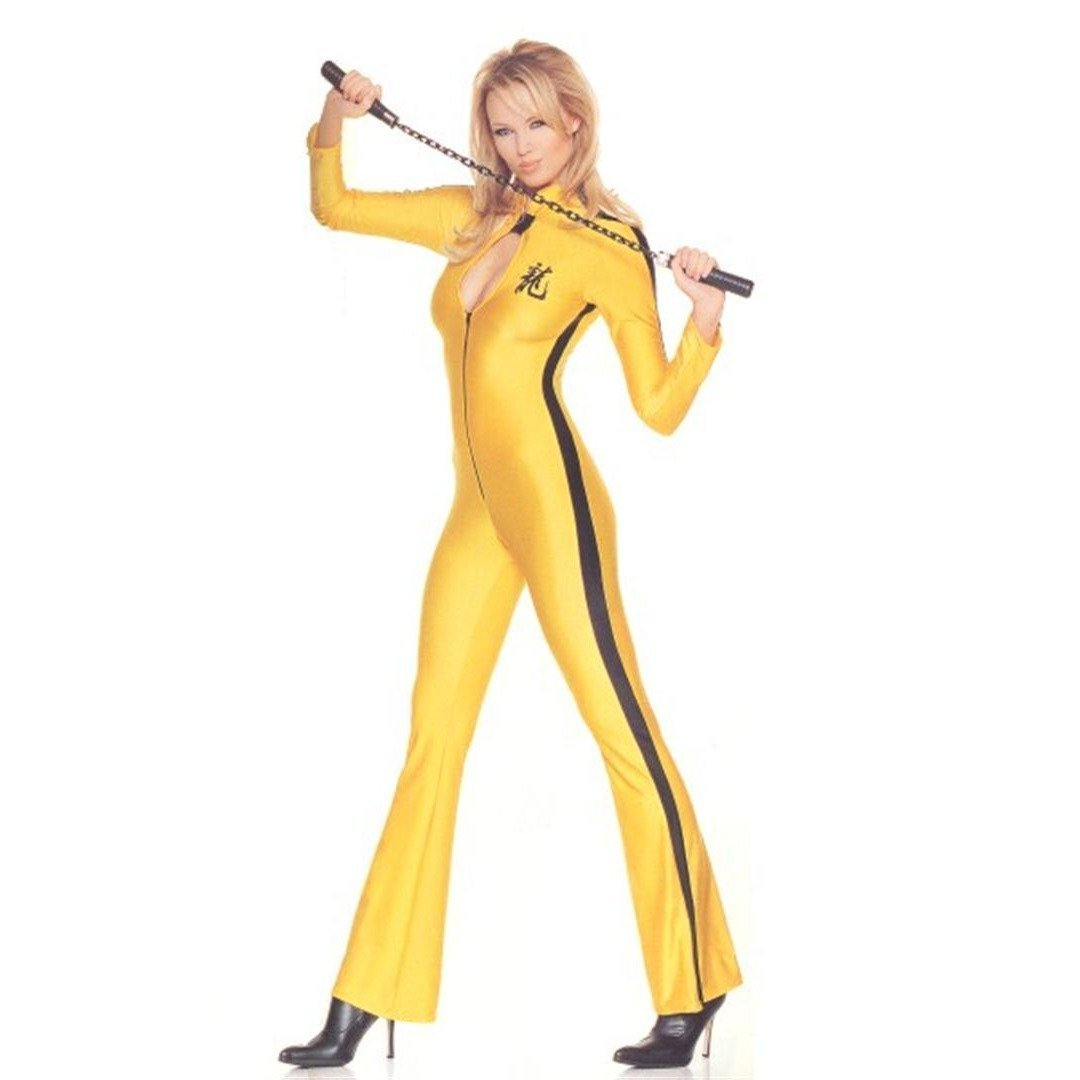 Kill Bill Costume - Hire - The Costume Company | Fancy Dress Costumes Hire and Purchase Brisbane and Australia