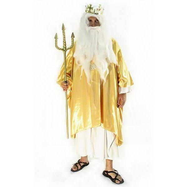 King Neptune Costume - Hire - The Costume Company | Fancy Dress Costumes Hire and Purchase Brisbane and Australia
