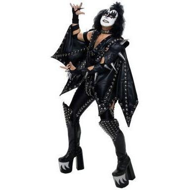 KISS - Demon Costume - Hire - The Costume Company | Fancy Dress Costumes Hire and Purchase Brisbane and Australia