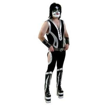 KISS - The Catman Costume - Hire - The Costume Company | Fancy Dress Costumes Hire and Purchase Brisbane and Australia