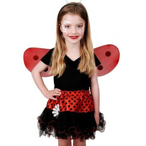 Ladybird Skirt and Wings - The Costume Company | Fancy Dress Costumes Hire and Purchase Brisbane and Australia