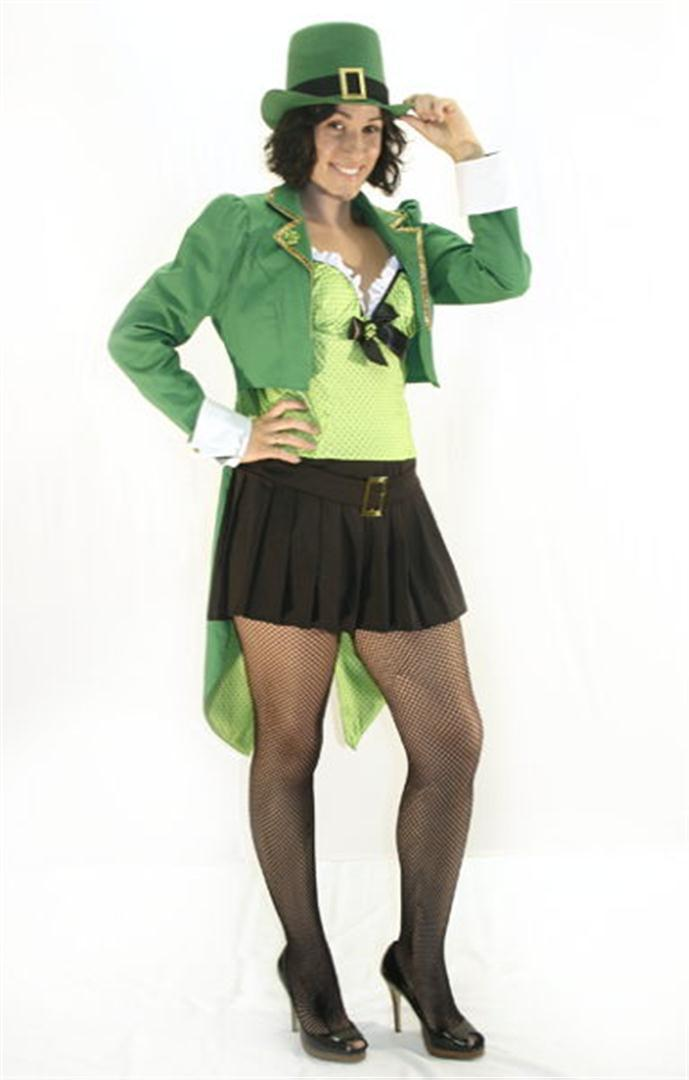 Leprechaun Female Costume - Hire - The Costume Company | Fancy Dress Costumes Hire and Purchase Brisbane and Australia