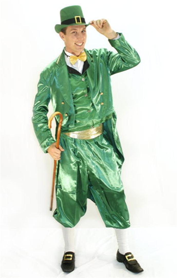 Leprechaun Male Costume - Hire - The Costume Company | Fancy Dress Costumes Hire and Purchase Brisbane and Australia