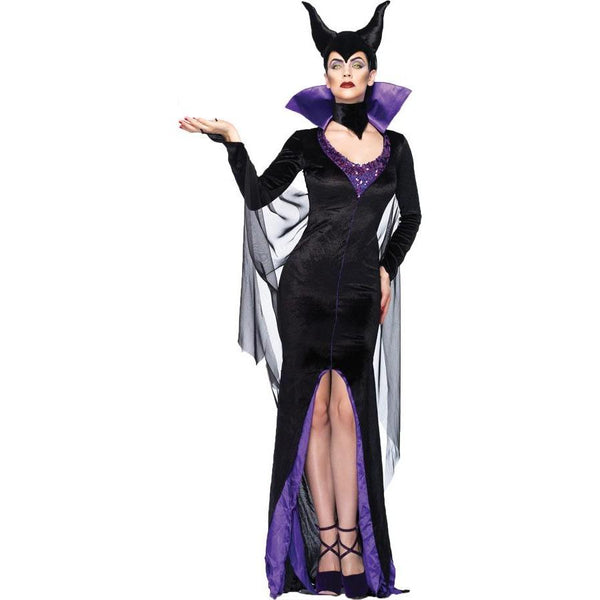 Maleficent Costume - Hire - The Costume Company | Fancy Dress Costumes Hire and Purchase Brisbane and Australia
