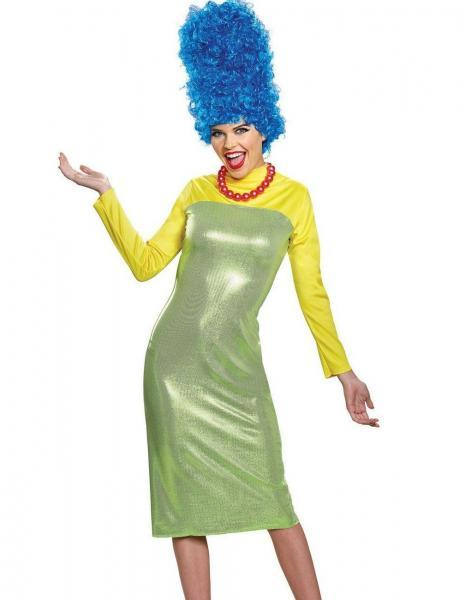 Marge The Simpsons Deluxe Costume - Buy Online Only