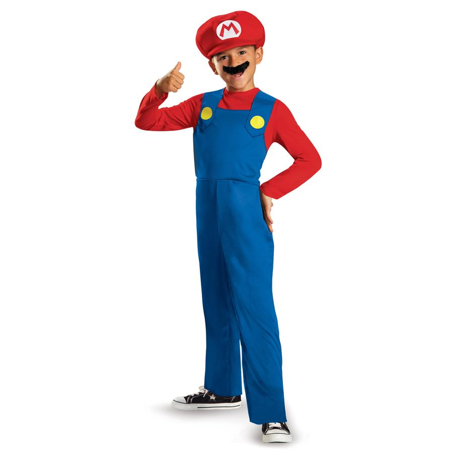 Mario Classic Child Costume - Buy Online Only