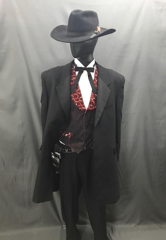 Maverick Western Look Costume - Hire - The Costume Company | Fancy Dress Costumes Hire and Purchase Brisbane and Australia