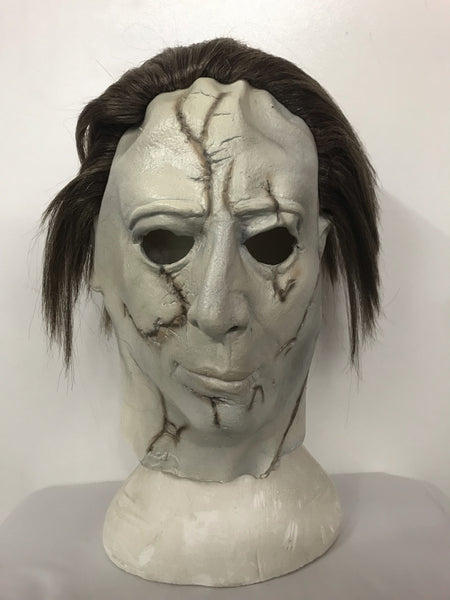 Michael Myers Mask (latex) - The Costume Company | Fancy Dress Costumes Hire and Purchase Brisbane and Australia