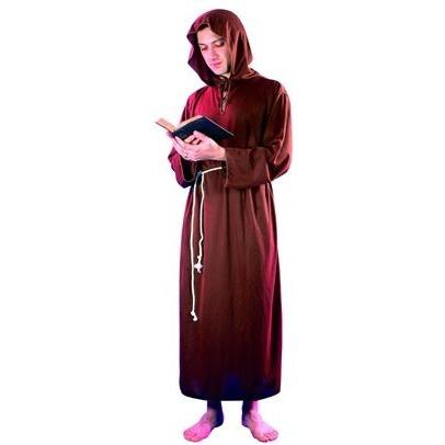 Monk Costume - Hire - The Costume Company | Fancy Dress Costumes Hire and Purchase Brisbane and Australia