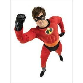 Mr Incredible Costume - Hire - The Costume Company | Fancy Dress Costumes Hire and Purchase Brisbane and Australia