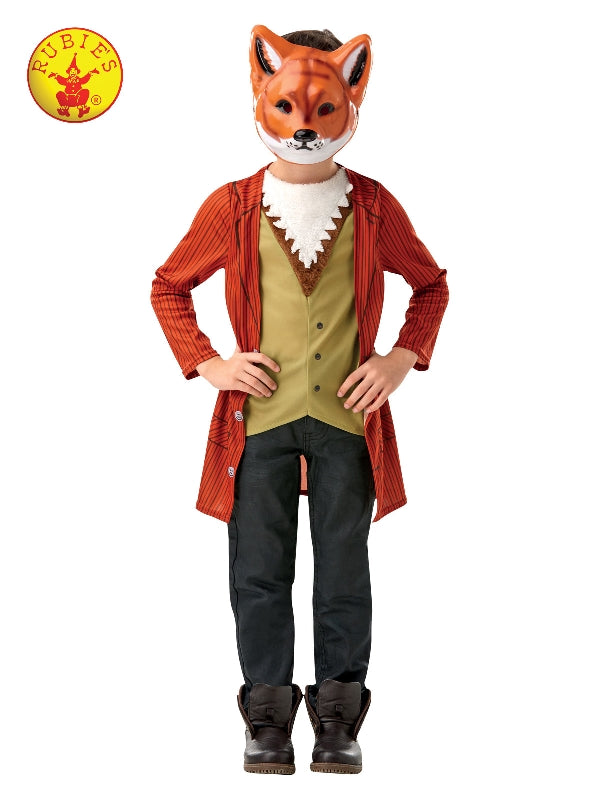 Fantastic Mr Fox Roald Dahl Costume  - Buy Online Only