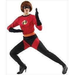 Mrs Incredible Costume - Hire - The Costume Company | Fancy Dress Costumes Hire and Purchase Brisbane and Australia