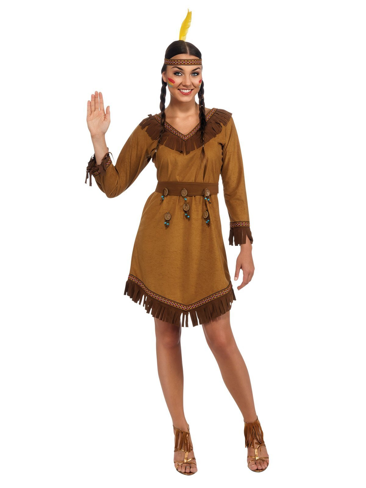 Native American Womans Costume - Buy Online Only