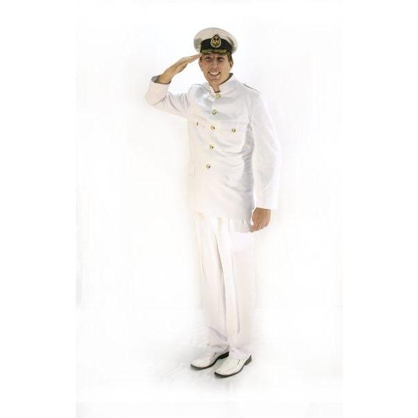 Officer and a Gentleman (Naval Officer) Costume - Hire - The Costume Company | Fancy Dress Costumes Hire and Purchase Brisbane and Australia