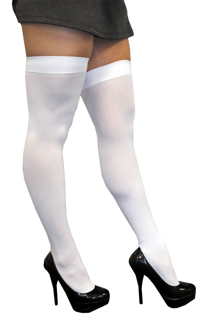 Oktoberfest Thigh High Stockings - The Costume Company | Fancy Dress Costumes Hire and Purchase Brisbane and Australia