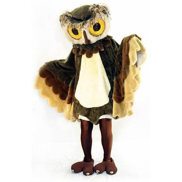 Owl Costume - Hire - The Costume Company | Fancy Dress Costumes Hire and Purchase Brisbane and Australia