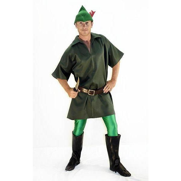 Peter Pan Costume - Hire - The Costume Company | Fancy Dress Costumes Hire and Purchase Brisbane and Australia