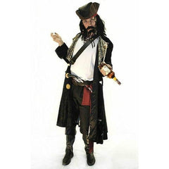 Pirate Costume - Hire - The Costume Company | Fancy Dress Costumes Hire and Purchase Brisbane and Australia