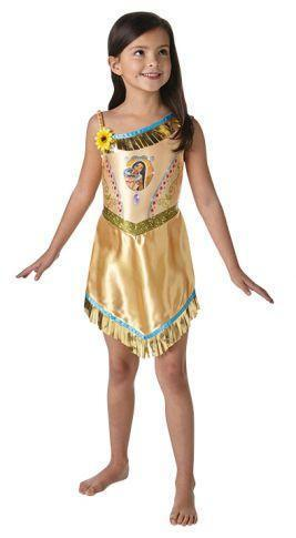 Pocahontas Child Costume - Buy Online Only