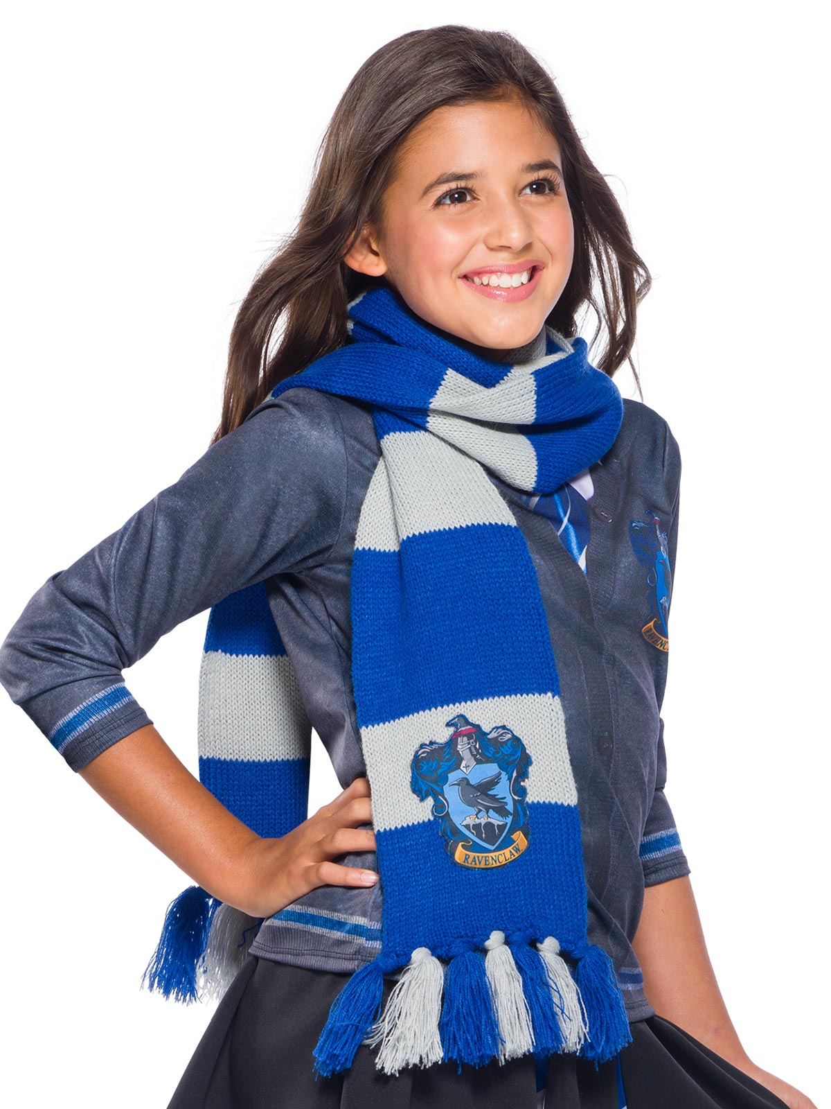 Harry Potter Ravenclaw House Deluxe Scarf - Buy Online Only