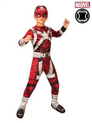 Red Guardian Deluxe Child Costume - Buy Online Only - The Costume Company | Australian & Family Owned
