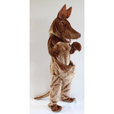 Red Kangaroo Costume - Hire - The Costume Company | Fancy Dress Costumes Hire and Purchase Brisbane and Australia