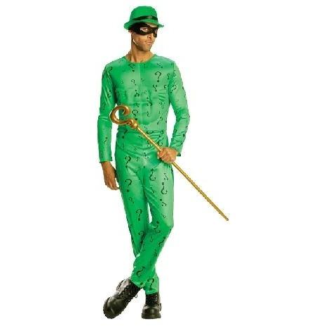 Riddler Costume - Hire - The Costume Company | Fancy Dress Costumes Hire and Purchase Brisbane and Australia