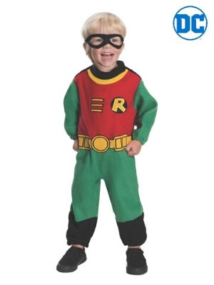 Robin Baby to Toddler Costume - Buy Online Only - The Costume Company | Australian & Family Owned