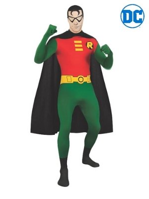 Robin Morph Suit Costume - Buy Online Only - The Costume Company | Australian & Family Owned