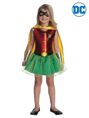 Robin Toddler Costume - Buy Online Only - The Costume Company | Australian & Family Owned