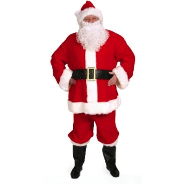 Santa (Father Christmas) Costume - Hire - The Costume Company | Fancy Dress Costumes Hire and Purchase Brisbane and Australia