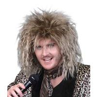 Shaggy Brown/Blonde Wig - The Costume Company | Fancy Dress Costumes Hire and Purchase Brisbane and Australia