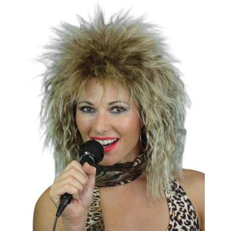 Shaggy Crimped Wig - The Costume Company | Fancy Dress Costumes Hire and Purchase Brisbane and Australia