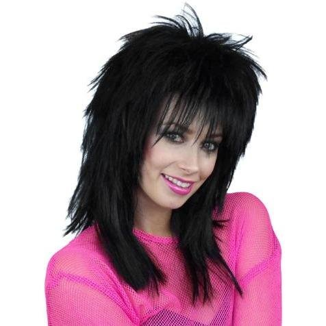 Shaggy Wig 80's - The Costume Company | Fancy Dress Costumes Hire and Purchase Brisbane and Australia