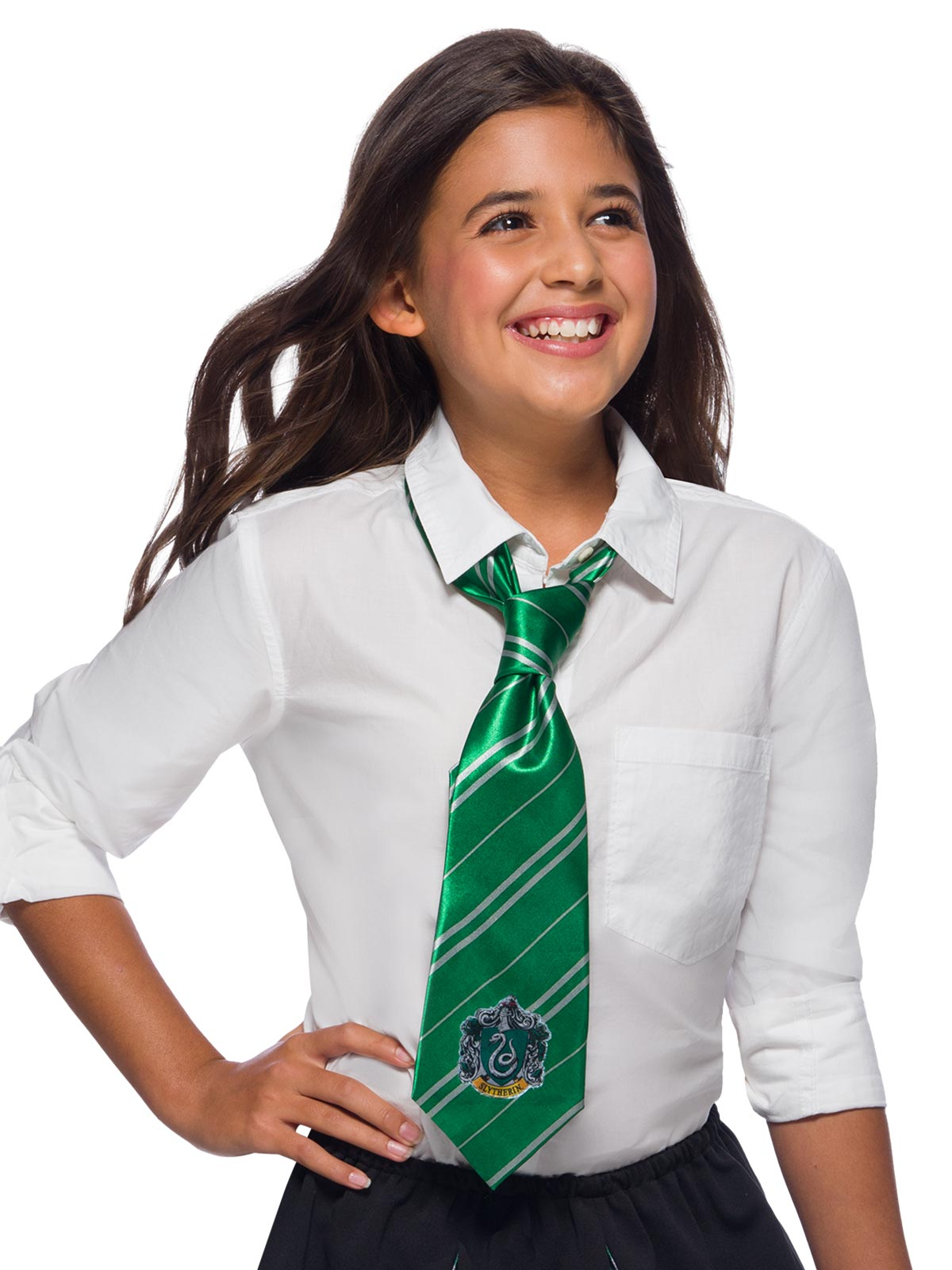 Harry Potter Slytherin House Tie - Buy Online Only