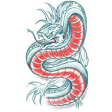 Snake Tattoo - The Costume Company | Fancy Dress Costumes Hire and Purchase Brisbane and Australia