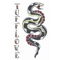 Snake Vintage 1940s Tattoo - The Costume Company | Fancy Dress Costumes Hire and Purchase Brisbane and Australia