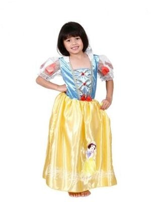 Snow White Ornate Classic Child Costume - Buy Online Only
