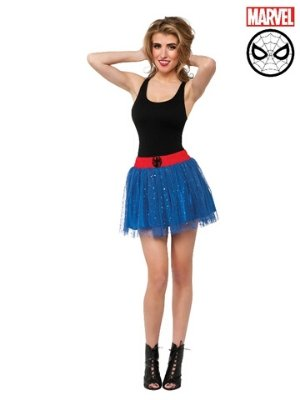 Spider-Girl Classic Skirt Costume - Buy Online Only - The Costume Company | Australian & Family Owned
