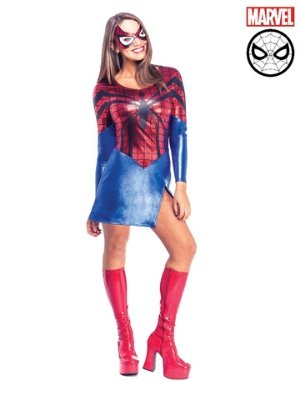 Spider-Girl Dress Costume - Buy Online Only - The Costume Company | Australian & Family Owned