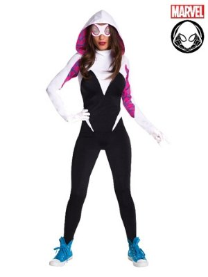Spider-Girl Ghost Spider Costume - Buy Online Only - The Costume Company | Australian & Family Owned