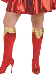 Supergirl Deluxe Plus Size Costume - Buy Online Only - The Costume Company | Australian & Family Owned