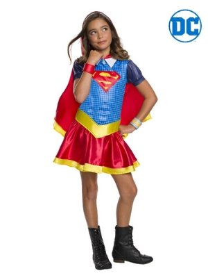 Supergirl Hoodie Costume - Buy Online Only - The Costume Company | Australian & Family Owned