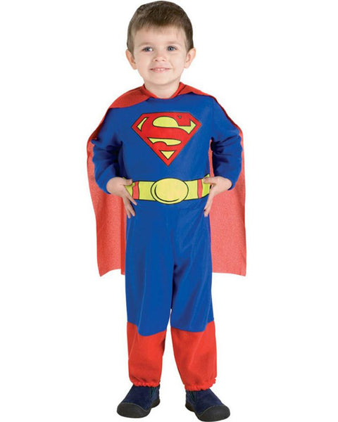 Superman Baby - The Costume Company | Fancy Dress Costumes Hire and Purchase Brisbane and Australia