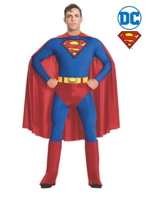 Superman Costume - Buy Online Only - The Costume Company | Australian & Family Owned