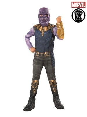 Thanos Deluxe Child Costume - Buy Online Only - The Costume Company | Australian & Family Owned