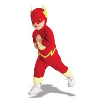 The Flash Baby - The Costume Company | Fancy Dress Costumes Hire and Purchase Brisbane and Australia