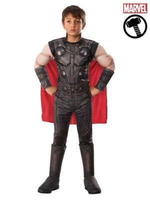 Thor Deluxe Child Avengers Endgame Costume - Buy Online Only - The Costume Company | Australian & Family Owned