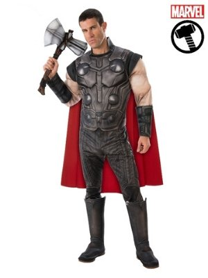 Thor Ragnarok Deluxe Costume - Buy Online Only - The Costume Company | Australian & Family Owned