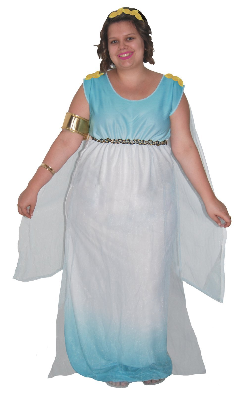 Throne Goddess Plus Size - The Costume Company | Fancy Dress Costumes Hire and Purchase Brisbane and Australia